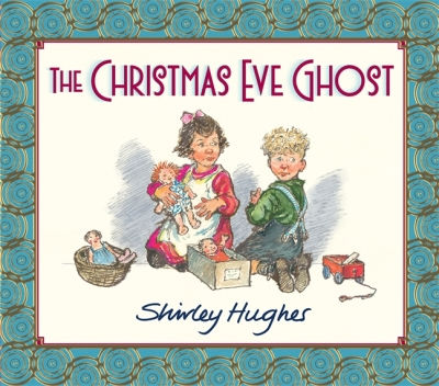 the christmas eve ghost cover image