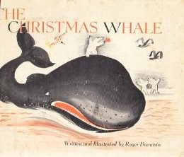 the christmas whale cover image