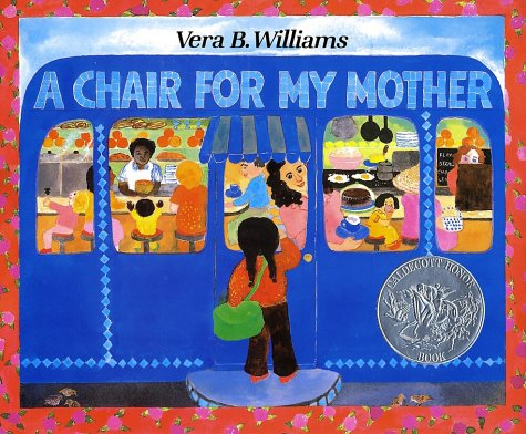 a chair for my mother cover image