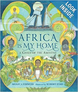 africa is my home cover image