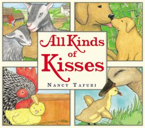 all kinds of kisses cover image tafuri