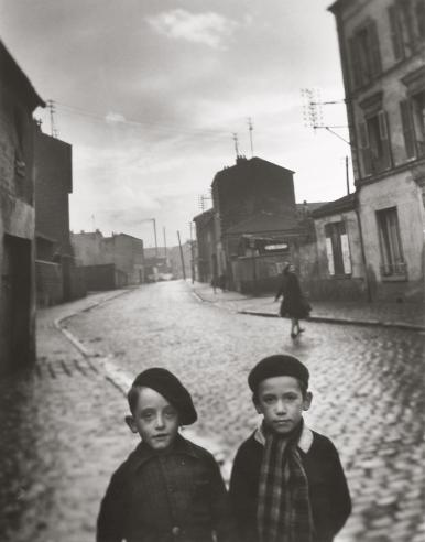 aubervilliers 1947 by Stettner from jacksonfineart dot com