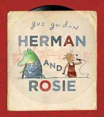 herman and rosie cover image gus gordon