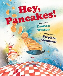 hey pancakes cover image gammell