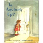 is anybody up cover image kandoian
