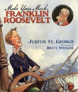 make your mark franklin roosevelt cover image