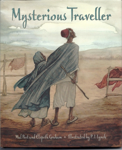mysterious traveler cover image