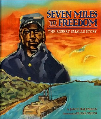 seven miles to freedom cover image by duane smith