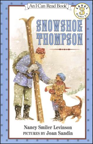 snowshoe thompson cover image