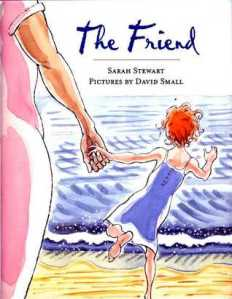 the friend cover image stewart and small