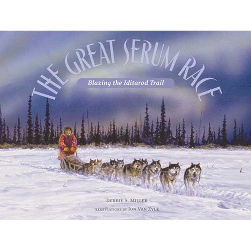 the great serum race cover image