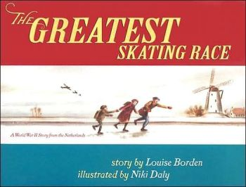 the greatest skating race cover image
