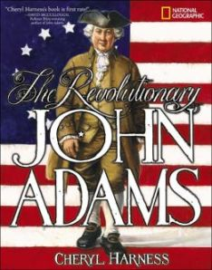 the revolutionary john adams cover image
