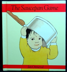 the saucepan game cover image jan ormerod