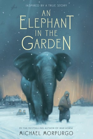an elephant in the garden cover image