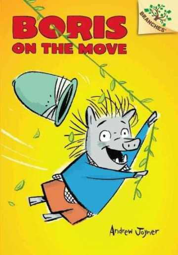 boris on the move cover image