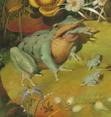 from frog song by brenda guiberson
