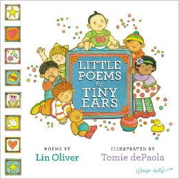 little poems for tiny ears cover image