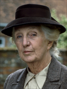 Miss Marple figures into the plot as well!