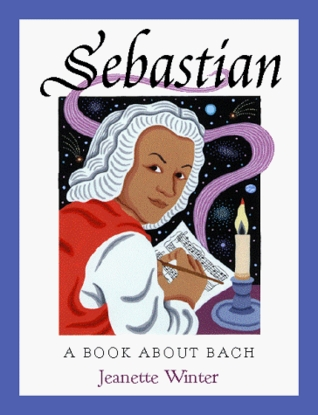 sebastian a book about bach cover image