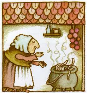 strega nona illustration tomie depaola