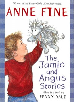 the jamie and angus stories cover image