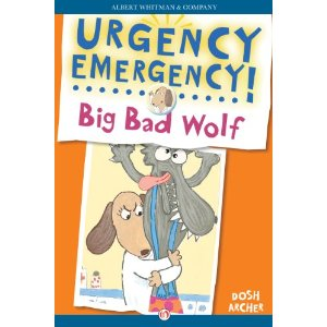 urgency emergency big bad wolf cover image