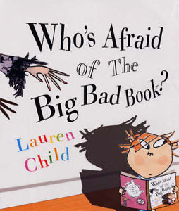 who's afraid of the big bad book cover image
