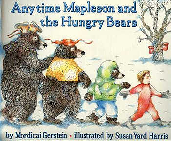 anytime mapleson and the hungry bears cover image