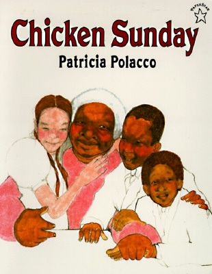 chicken sunday cover image polacco