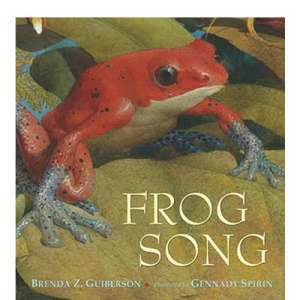 frog song cover image