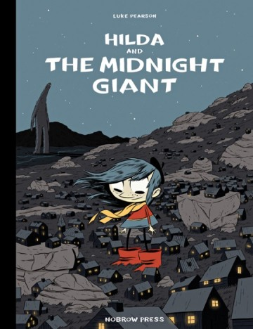hilda and the midnight giant cover image2