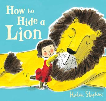 How to Hide a Lion cover image