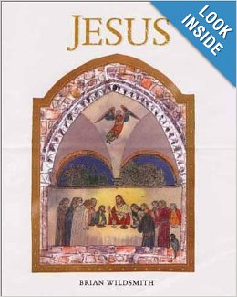 jesus by brian wildsmith cover image