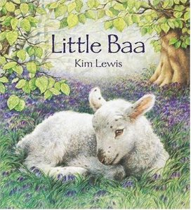 little baa cover image kim lewis