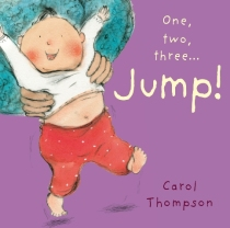 one two three jump cover image thompson