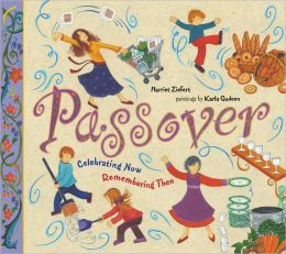 passover celebrating now remembering then cover image