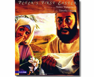 peter's first easter cover image