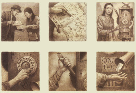 the arrival by shaun tan analysis I don't think it's hyperbole to say that shaun tan's books are breathtaking—just  consider his wordless graphic novel, the arrival but the effect is even more.