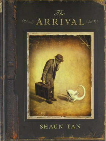 the arrival shaun tan cover image