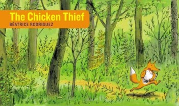 the chicken thief cover image