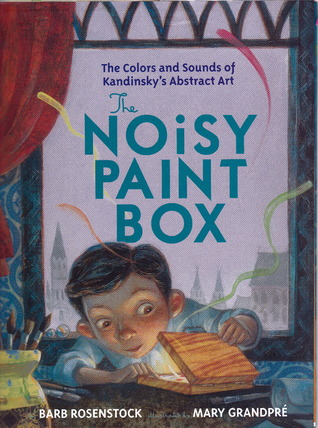 the noisy paint box cover image
