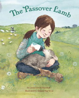 the passover lamb cover image