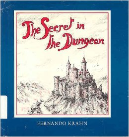 the secret in the dungeon cover image