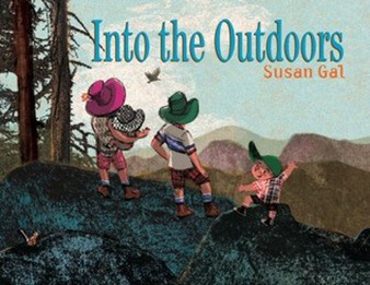 into the outdoors cover image