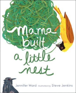 mama built a little nest cover image