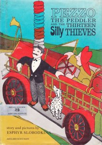 pezzo the peddler and the thirteen silly thieves cover image 001