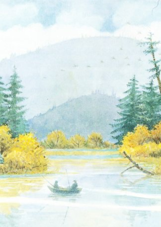 the blue hill meadows illustration ellen beier 001
