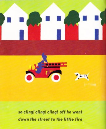 the little fireman margaret wise brown and esphyr slobodkina 001