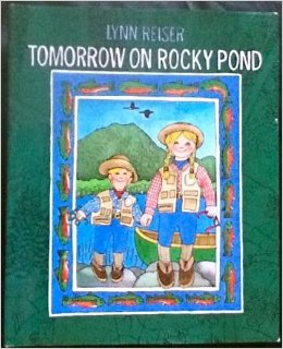 tomorrow on rocky pond cover image